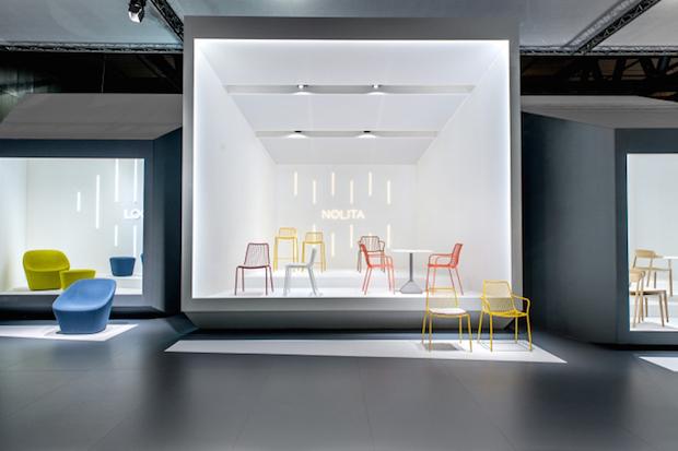 Pedrali – Salone del Mobile 2015 – Milan