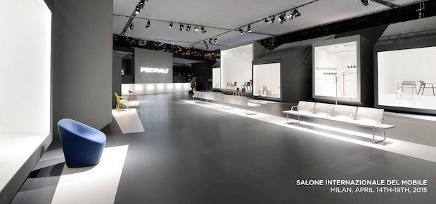 Pedrali - Salone del Mobile 2015 - 1b