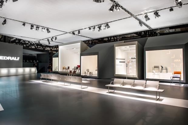 Pedrali - Salone del Mobile 2015 - 3