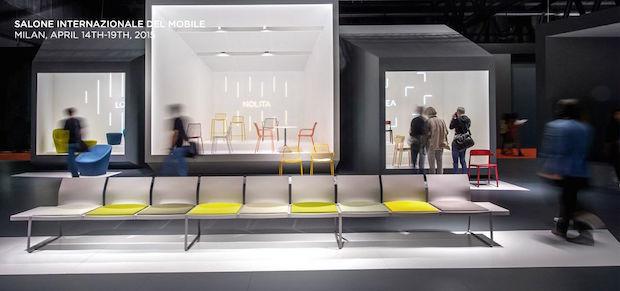 Pedrali - Salone del Mobile 2015 - 6
