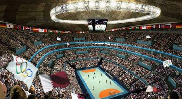 Ali Bin Hamad Al Attiya Arena - 5