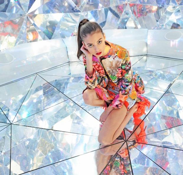 Light Origami - Vivid 2015 - 10
