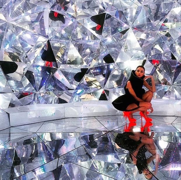Light Origami - Vivid 2015 - 6