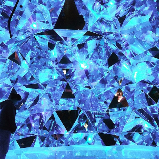 Light Origami - Vivid 2015 - 7