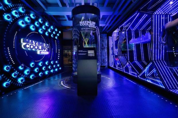 Adidas Climachill Innovation Lab - 1