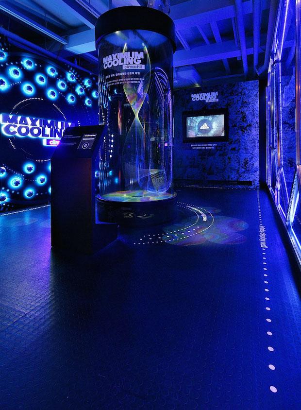 Adidas Climachill Innovation Lab - 11
