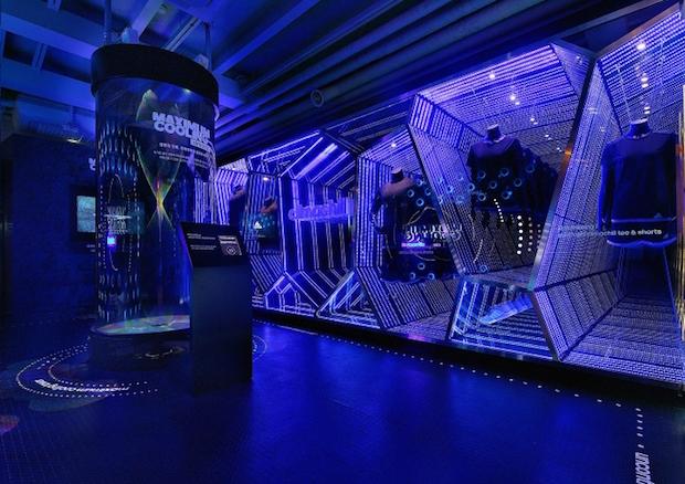 Adidas Climachill Innovation Lab - 3