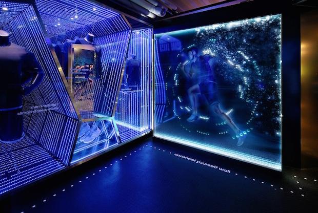 Adidas Climachill Innovation Lab - 4