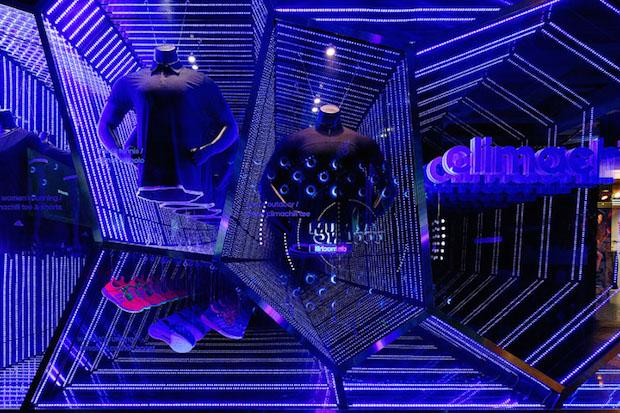Adidas Climachill Innovation Lab - 8