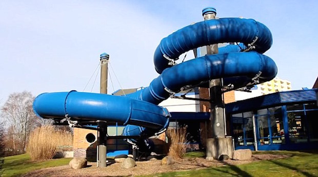 Black Hole - Bad 1 Water Park - Bremerhaven - 6
