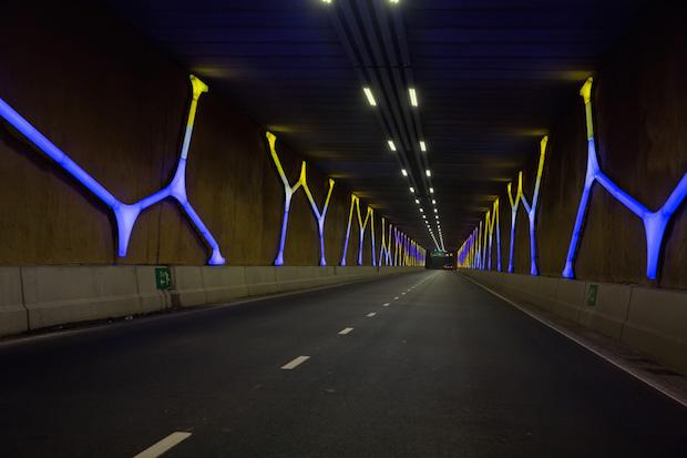 Hondsrugtunnel - Emmen - 1