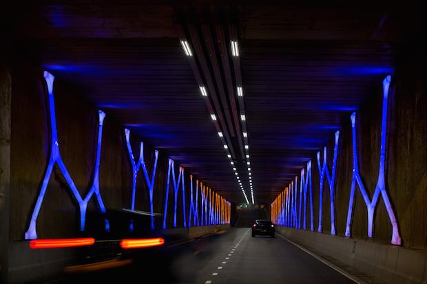 Hondsrugtunnel - Emmen - 2