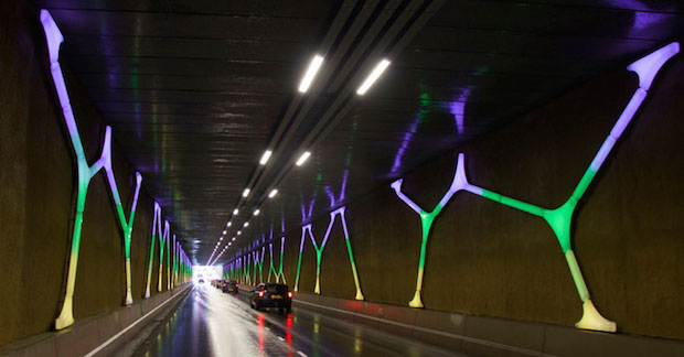 Hondsrugtunnel - Emmen - 5