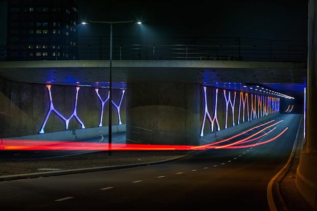 Hondsrugtunnel - Emmen - 7
