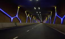 Hondsrugtunnel - Emmen - ban