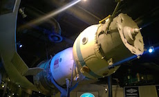 Soyuz Lounge – National Space Centre – Leicester