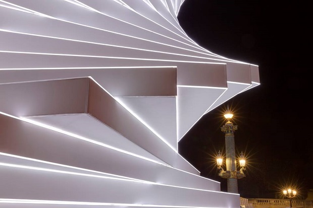 Sensations Futures - Saint Gobain 350 - Paris - 2