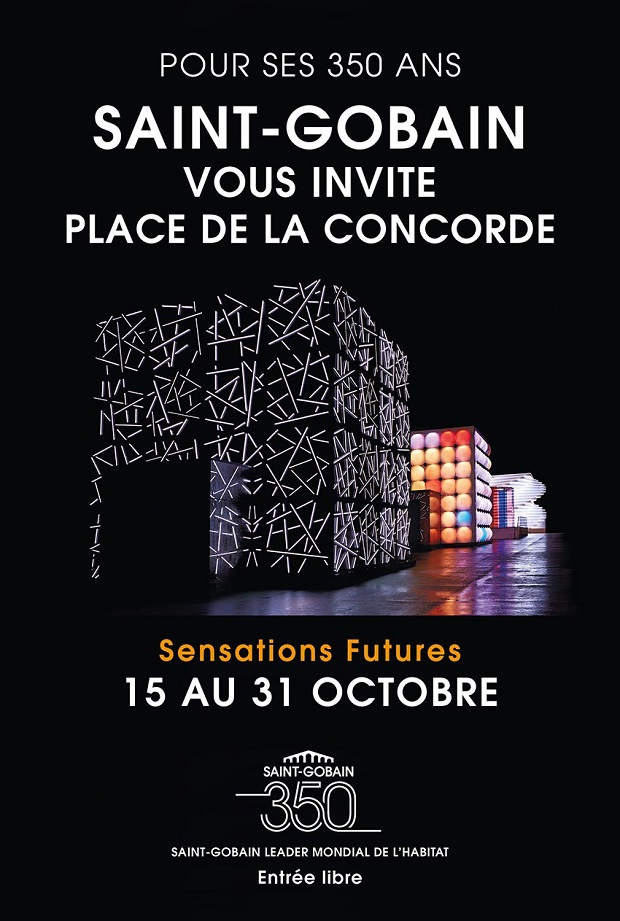 Sensations Futures - Saint Gobain 350 - Paris - 31