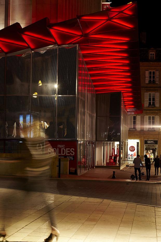 Galeries Lafayette - Metz - 1d
