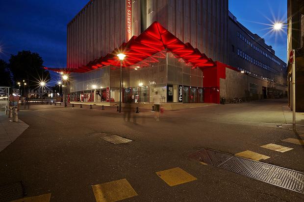 Galeries Lafayette - Metz - 2d