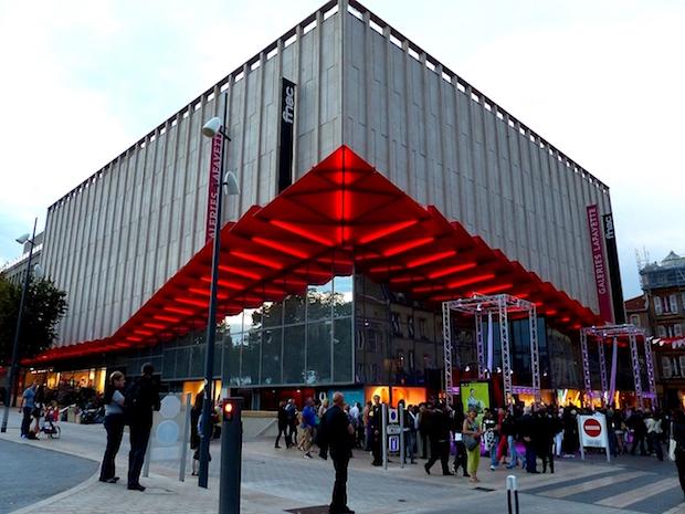 Galeries Lafayette - Metz - 4
