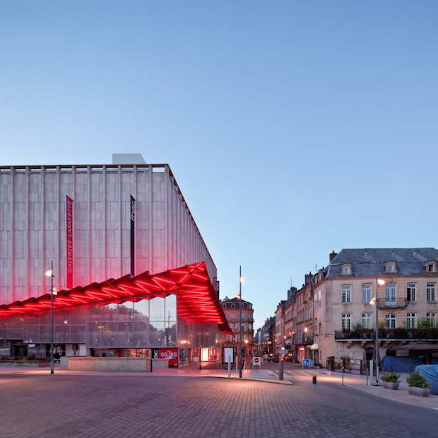 Galeries Lafayette - Metz - 5b