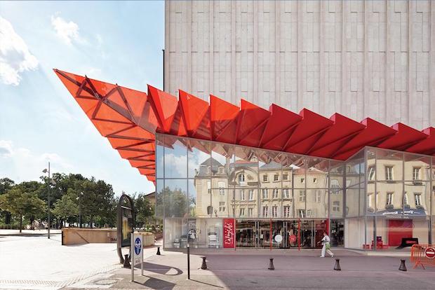 Galeries Lafayette - Metz - 6