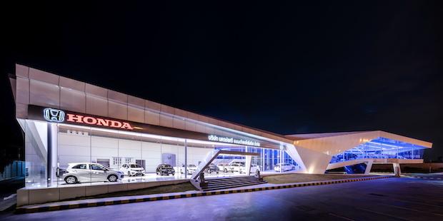 Honda Nakornchaisri - Bangkok - 5