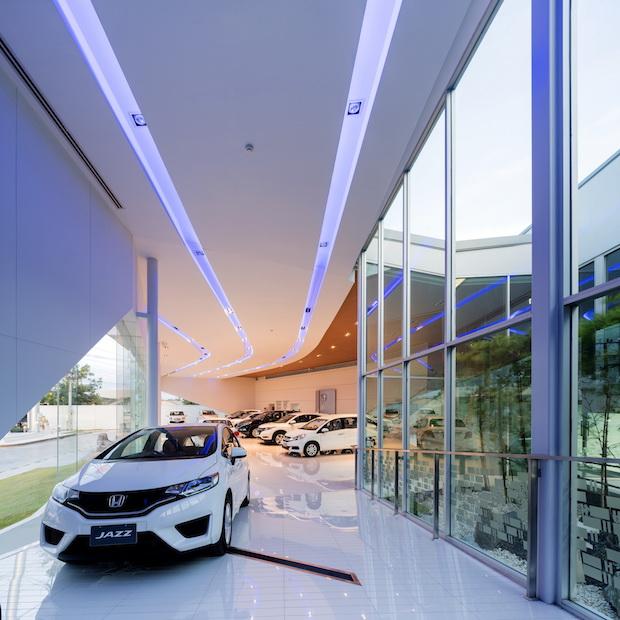 Honda Nakornchaisri - Bangkok - 6