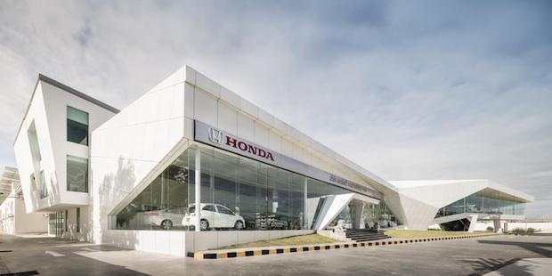 Honda Nakornchaisri - Bangkok - 8