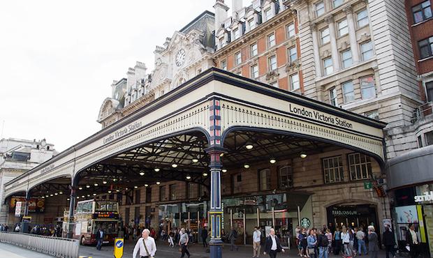 Plaza - Victoria Station - 11