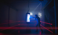 Punching Bag to fight Cancer – MediaMonks