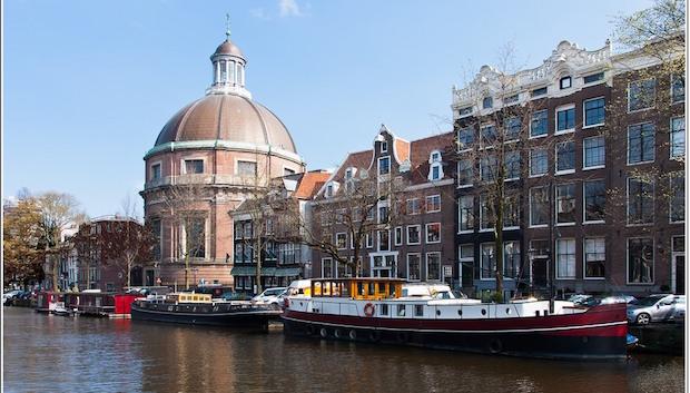 Hôtel Renaissance - Amsterdam - 9