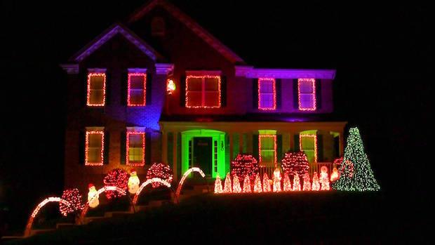Illuminations de Noël 2015 - 1