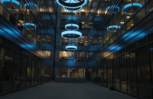 Bespoke - Broadgate West Offices - Londres - 11