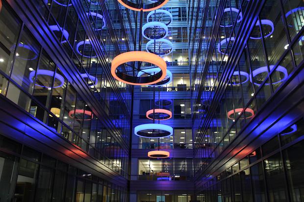Bespoke - Broadgate West Offices - Londres - 1b