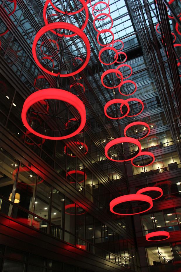 Bespoke - Broadgate West Offices - Londres - 2b