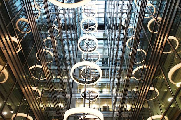 Bespoke - Broadgate West Offices - Londres - 3