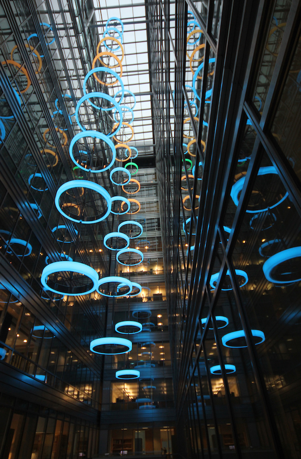 Bespoke - Broadgate West Offices - Londres - 5