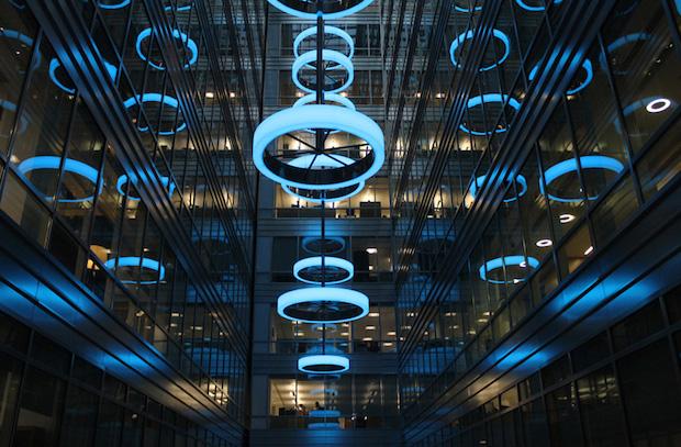 Bespoke - Broadgate West Offices - Londres - 8