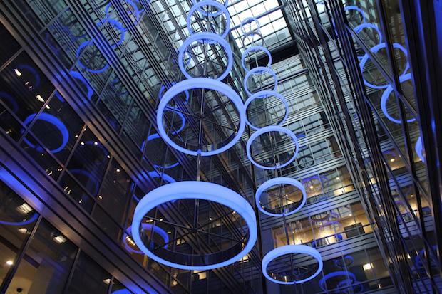 Bespoke - Broadgate West Offices - Londres - 9