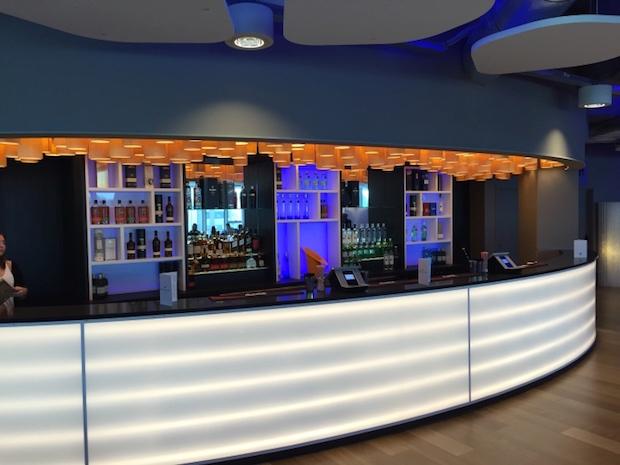Ghelamco Arena Lounge Bar - Gand - 1a