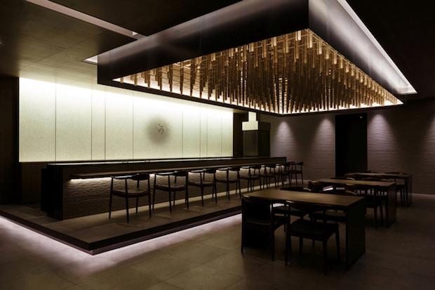 Ku Kappo Restaurant - Séoul - 1