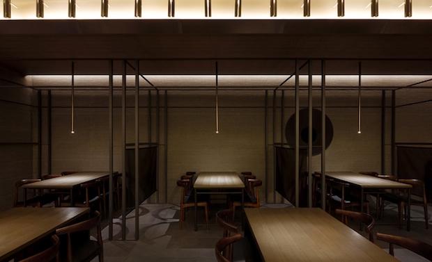 Ku Kappo Restaurant - Séoul - 2