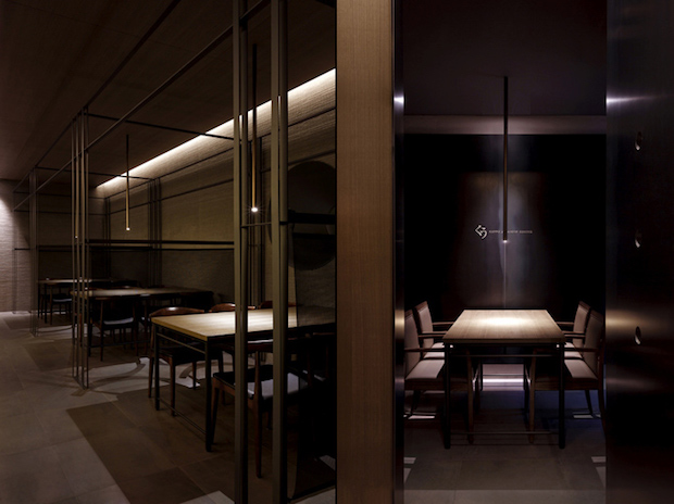 Ku Kappo Restaurant - Séoul - 10