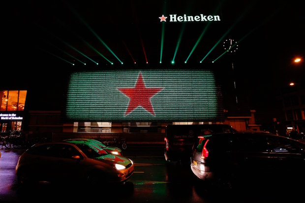 Heineken Experience - Amsterdam - 1