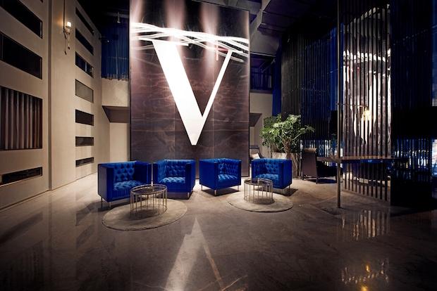 V+ Lounge - Hangzhou - 6