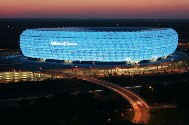 Allianz Arena - Munich - 1