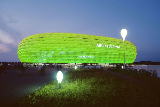 Allianz Arena - Munich - 11