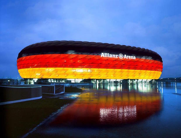 Allianz Arena - Munich - 13